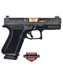 SHADOW SYSTEMS MR918 Elite Black 9MM 15R OPS NS