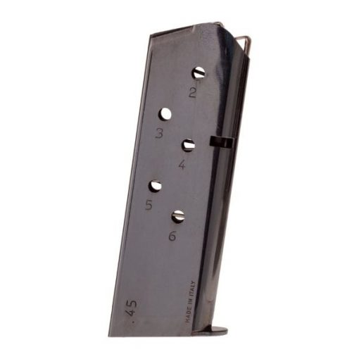 TAURUS 1911 OFFICER MAGAZINE 45 ACP 6 ROUND