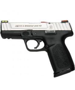 Smith & Wesson SD9VE HI-VIZ California Compliant 10 Round 9MM Semi-Auto Pistol