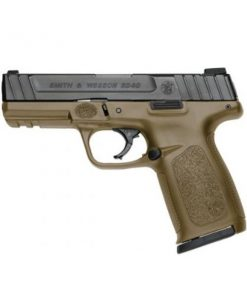 Smith & Wesson SD40 FDE 40S&W Semi-Auto Pistol