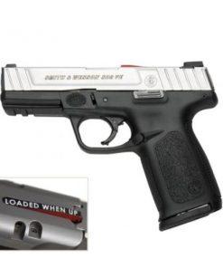 Smith & Wesson SD9VE California Compliant 10 Round 9MM Semi-Auto Pistol