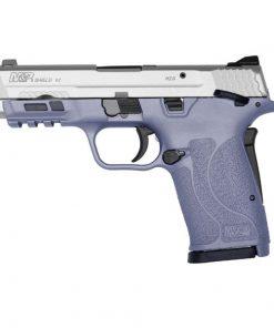 Smith & Wesson Shield EZ 9MM Orchid Purple & Aluminum Pistol