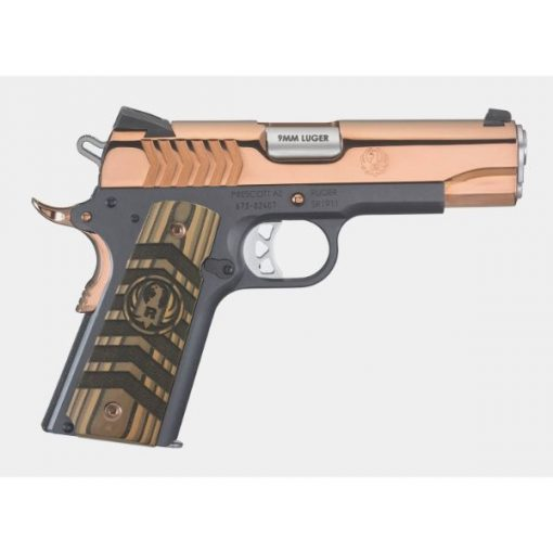 Ruger Sr1911 Rose Gold SA 9mm 9 round Pistol