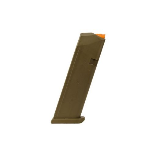 Glock 17 OD Green Magazine 9mm 17 round