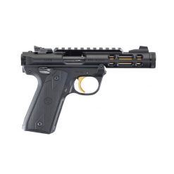 "Ruger Mark IV 22-45 Lite .22 LR 4.4"" Threaded Barrel 10+1 Pistol"