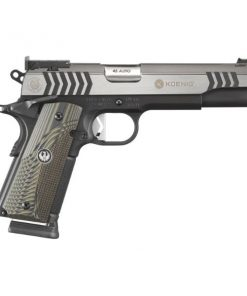 Ruger Sr1911 Competition 45acp 8 round Pistol