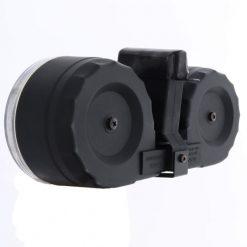 KCI AR 15 with Drum 100-Round .223-5.56mm Gen 2 Magazine