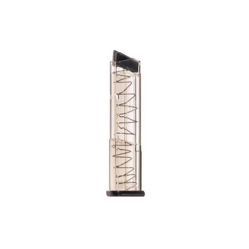 Ets Smith & Wesson Shield 9mm 12 round Clear Magazine