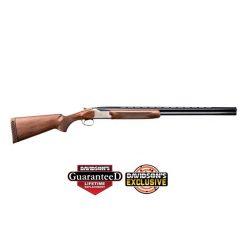 """Browning Citori White Satin Exclusive 20 Gauge 28"""" Shotgun"""