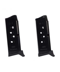 Ruger LCPII 380 6 Round 2-pack Magazines