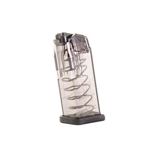 ETS Glock 26 9mm 10 Round Clear Magazine