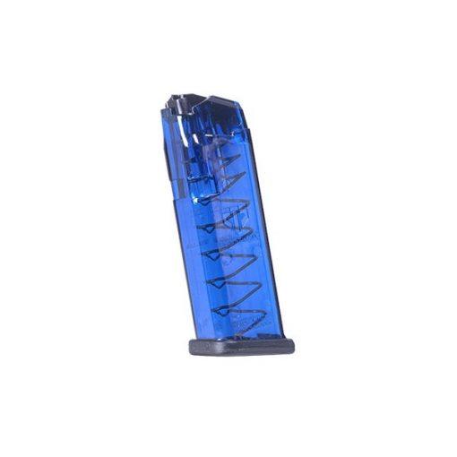 ETS Glock 19 9mm 15 Round Blue Magazine
