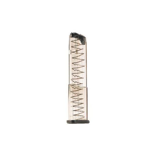 ETS Glock 43x 9mm 19 Round Clear Magazine