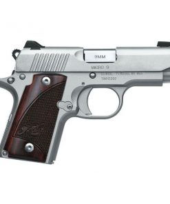 "Kimber Micro 9 Stainless 9mm 3300158 6rd 3.15"" Pistol"
