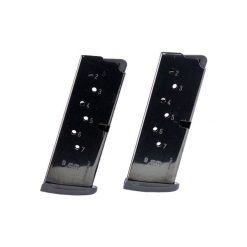 Ruger Ec9s LC9 9mm 7 Round 2-pack Magazine