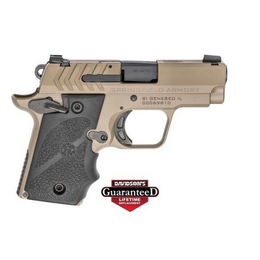 Springfield Armory 911 380 FDE Pistol