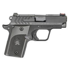 Springfield Armory 911 Alpha 380 Blk Pistol