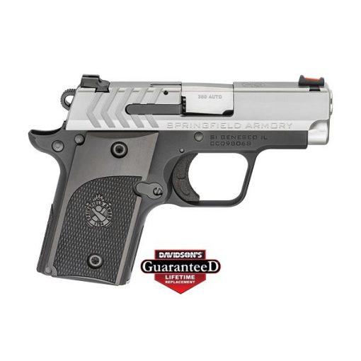 Springfield Armory 911 Alpha 380 SS Pistol