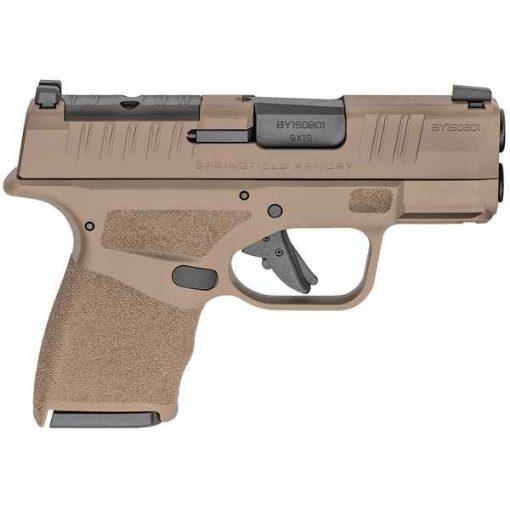 Springfield Armory Hellcat OSP 9mm 11-13 FDE Pistol
