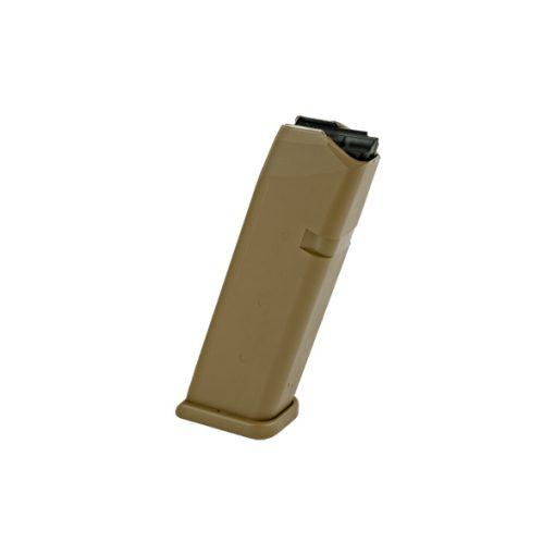 Glock 17 10 round Coyote 9mm Magazine