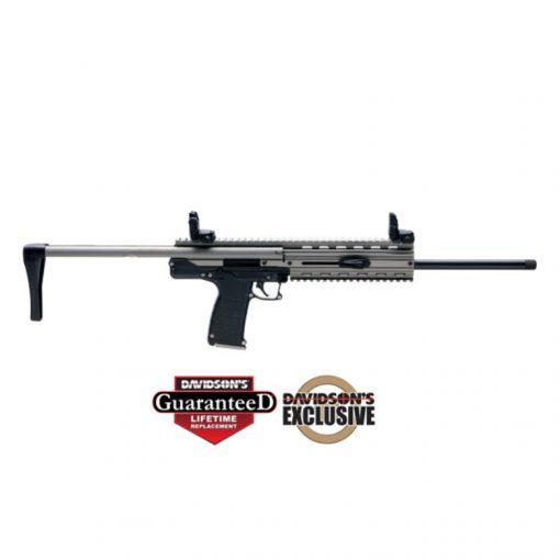 """KEL-TEC CMR30 TITANIUM .22MAG 16"""" Threaded Rifle"""