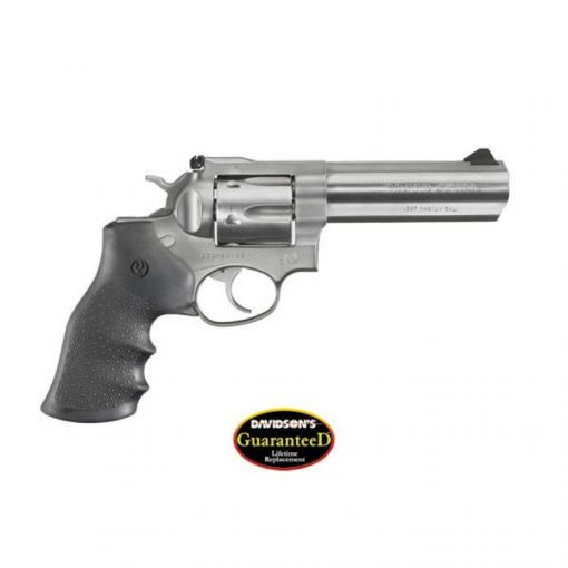 Ruger GP100 Stainless .357 Mag 6 rd 5-inch Barrel Revolver