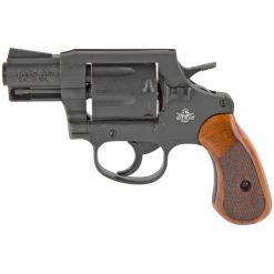 Rock Island Armory M206 .38 Special Matte Black/Wood Revolver