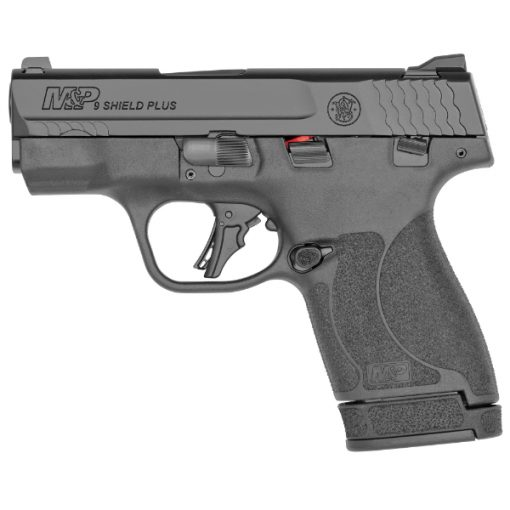 Smith & Wesson M&P 9 SHIELD PLUS Manual Safety Pistol