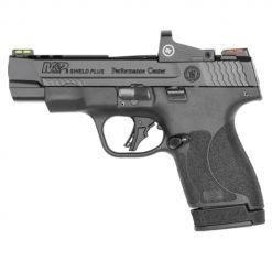 Smith & Wesson Performance Center M&P 9 Shield Plus w-Crimson Trace