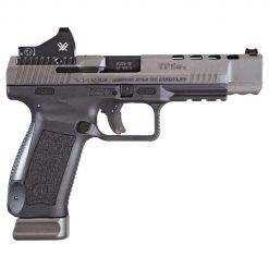 CANIK TP9SFX 9mm Red Dot Tungsten Pistol HG3774GV-N