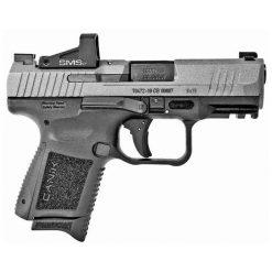 "Canik TP9 Elite SC 9mm 15rd 3.6"" Pistol, Tungsten Slide"