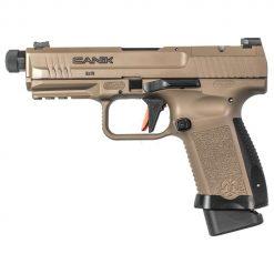 Canik TP9 Elite Combat FDE 9mm Pistol w/ Full Accessory Kit