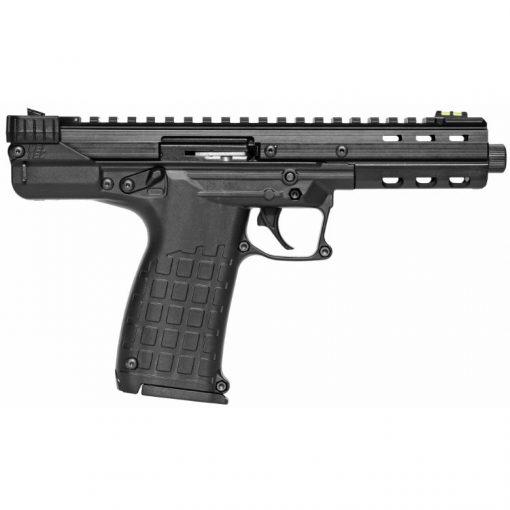 Kel-Tec CP33 Black .22LR Threaded Barrel Rimfire Pistol
